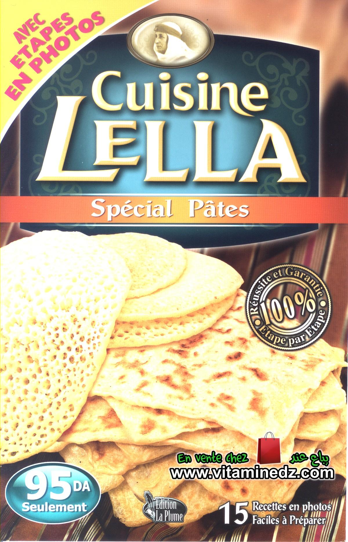 Cuisine Lella - Spécial pâtes