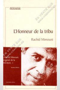 Rachid Mimouni - L'honneur de la tribu