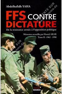 Abdelhafidh Yaha - FFS contre Dictature