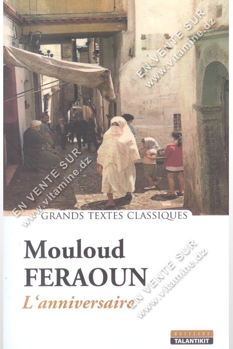 Mouloud Feraoun - L'anniversaire