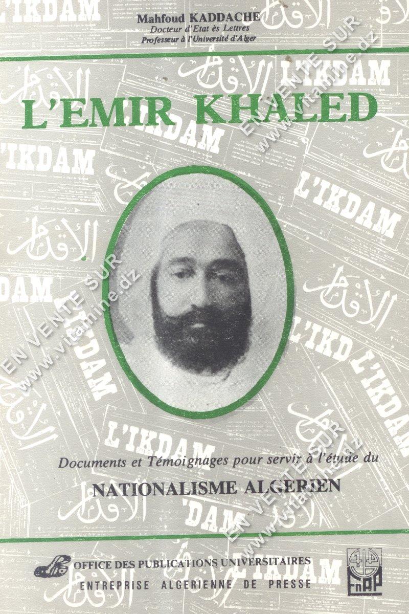 تحميل كتاب محفوظ قداش الأمير خالد pdf