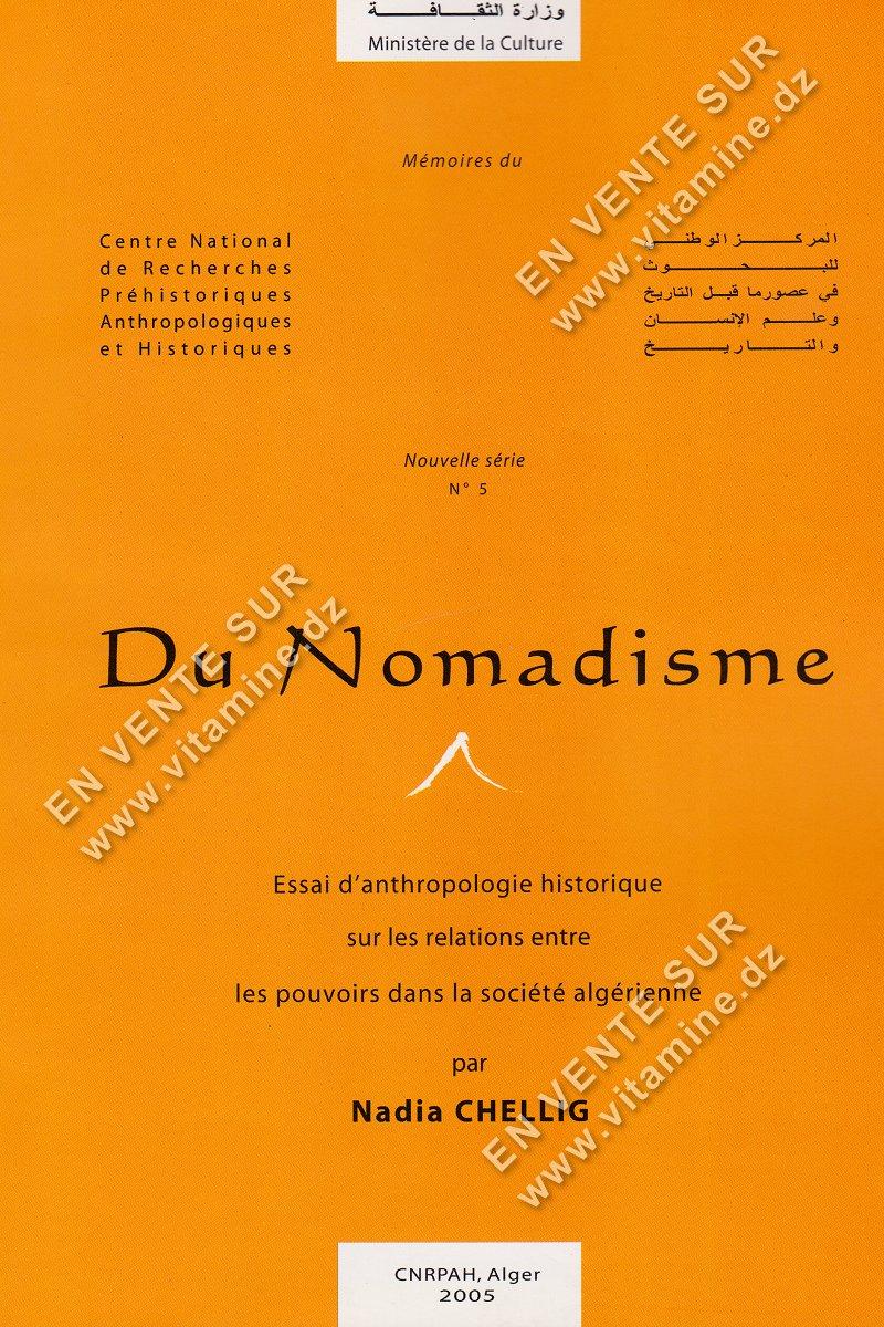 Nadia Chelling – Du Nomadisme
