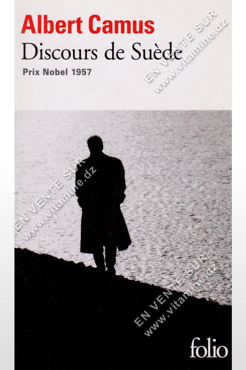 Albert Camus – Discours de Suède