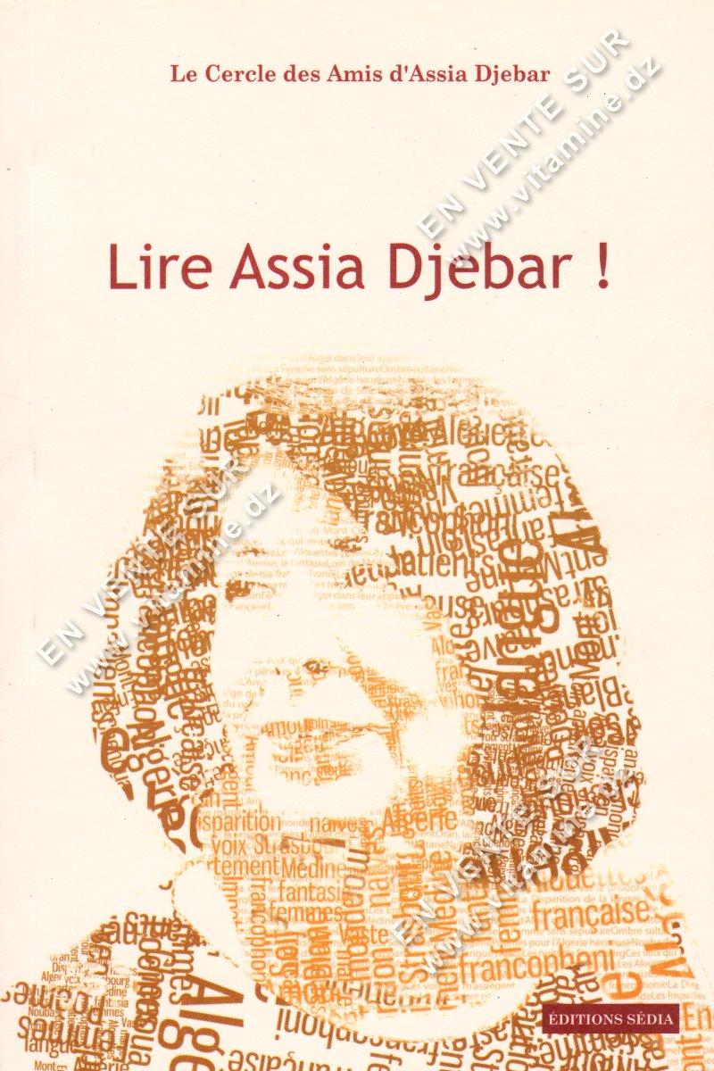 Amel Chaouati - Lire Assia Djebar