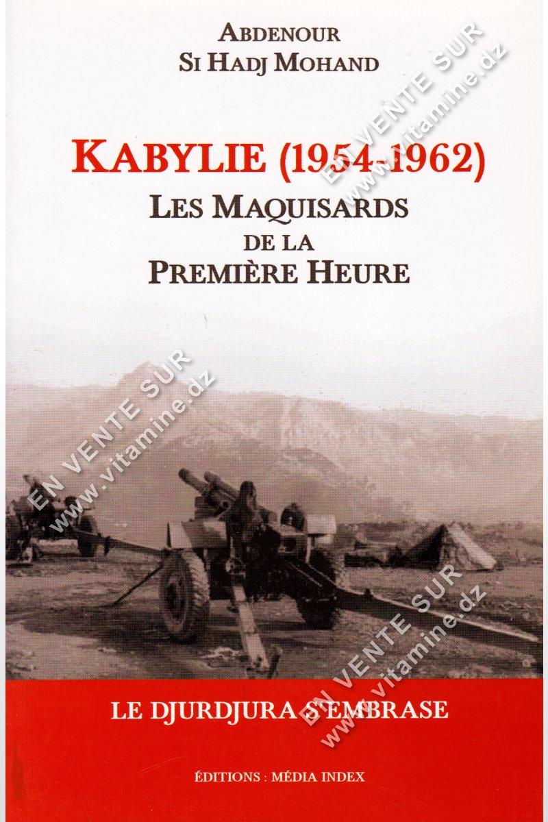 Abdenour Si Hadj Mohand - Kabylie (1954-1962)
