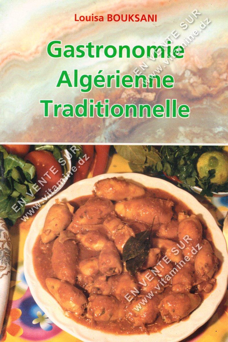 Louisa Bouskani - Gastronomie Algérienne Traditionnelle
