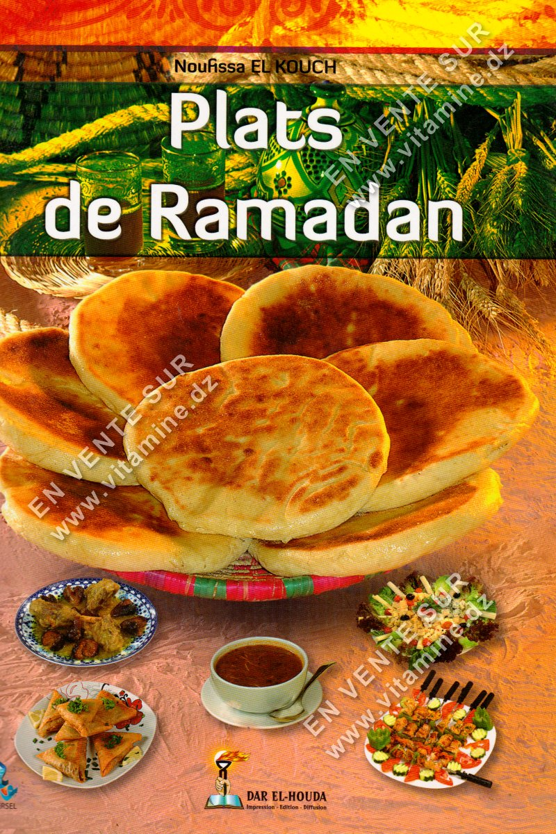 Noufissa El Kouch - Plats de Ramadan