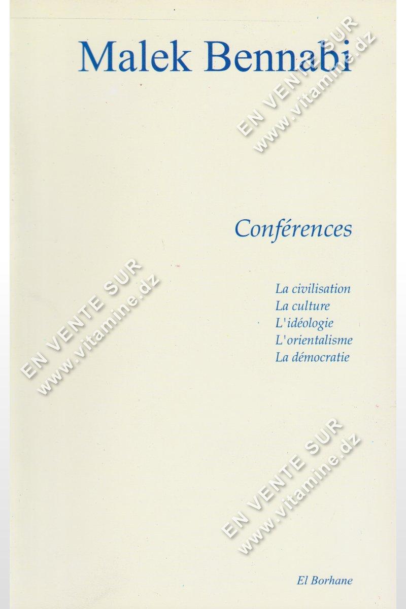 Malek Bennabi - Conférences
