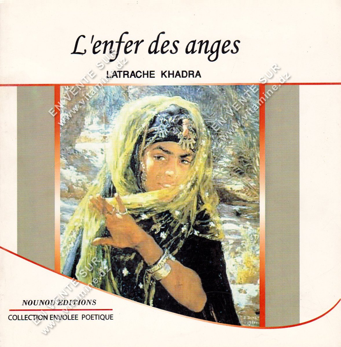 Latrache Khadra - L'enfer des anges