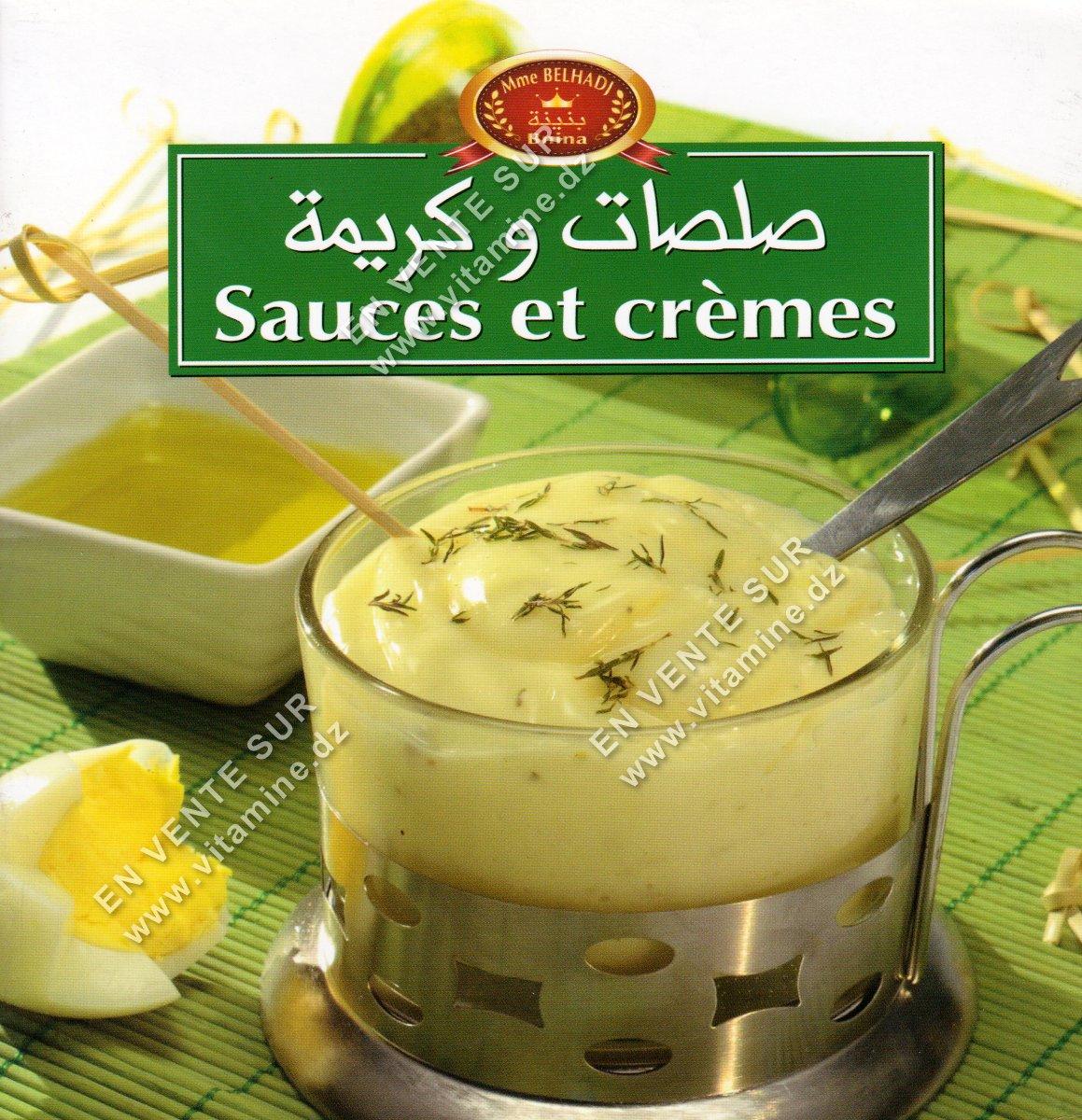 Bnina - Sauces et crèmes