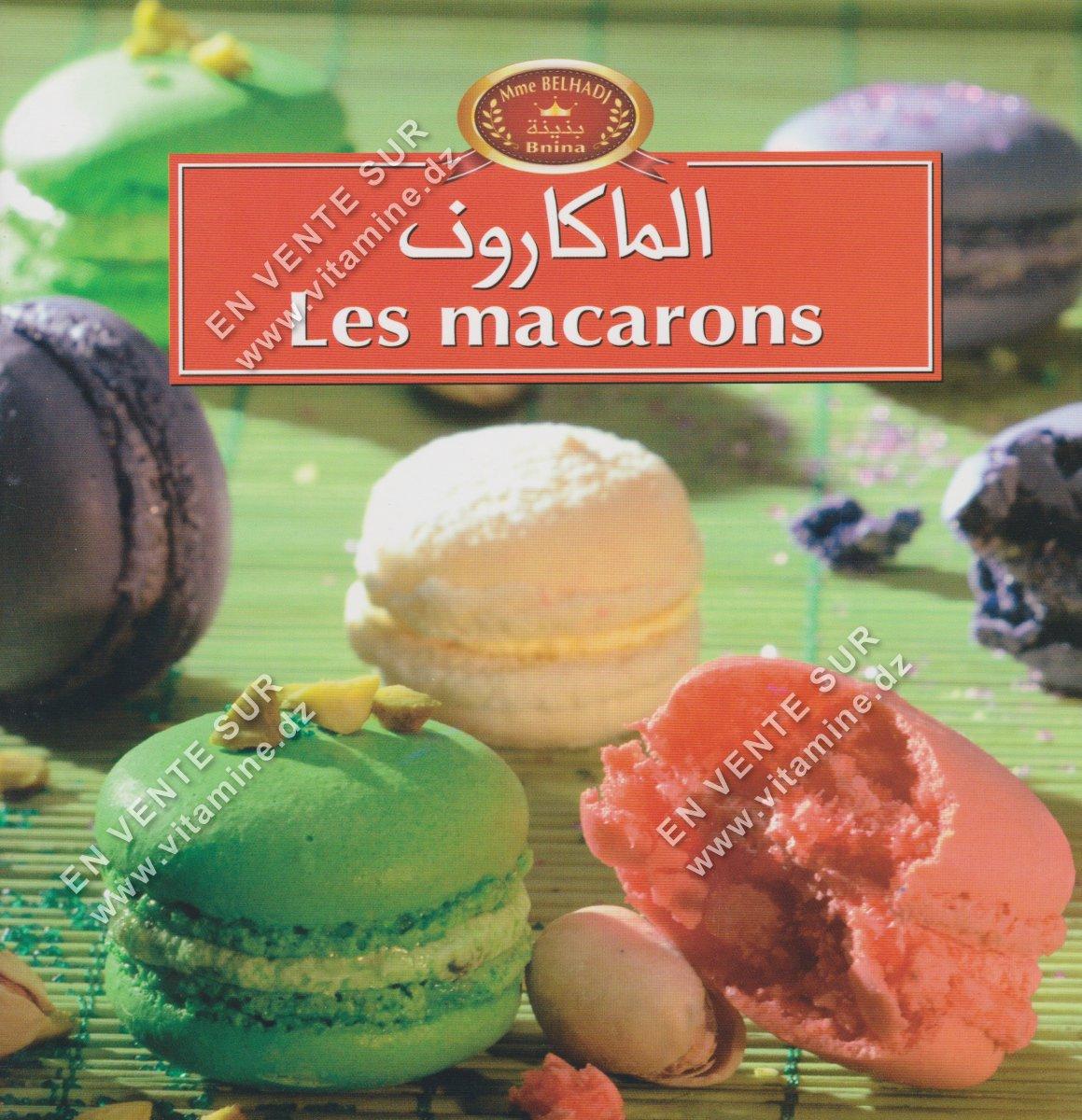 Bnina - Les macarons