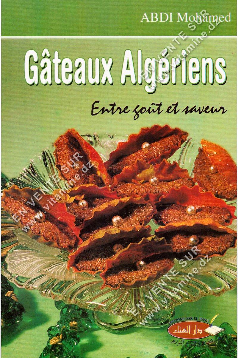 Abdi Mohamed - Gâteaux Algériens