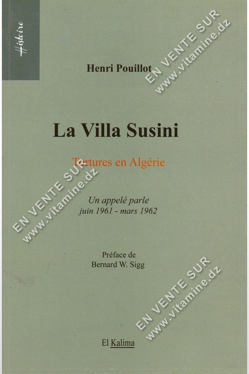Henri Pouillot - La Villa Susini