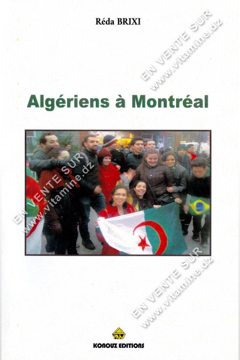 Réda Brixi - Algériens à Montréal